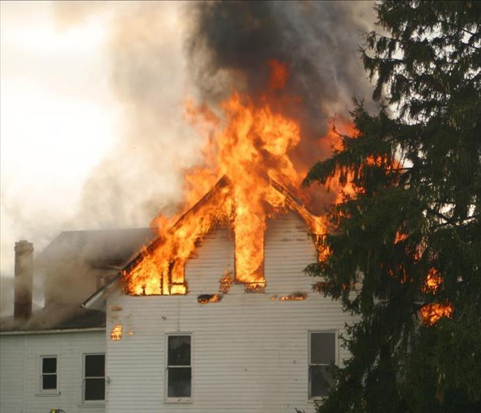 Fire Damage Safe Fire Restoration For Your Oklahoma City Home
