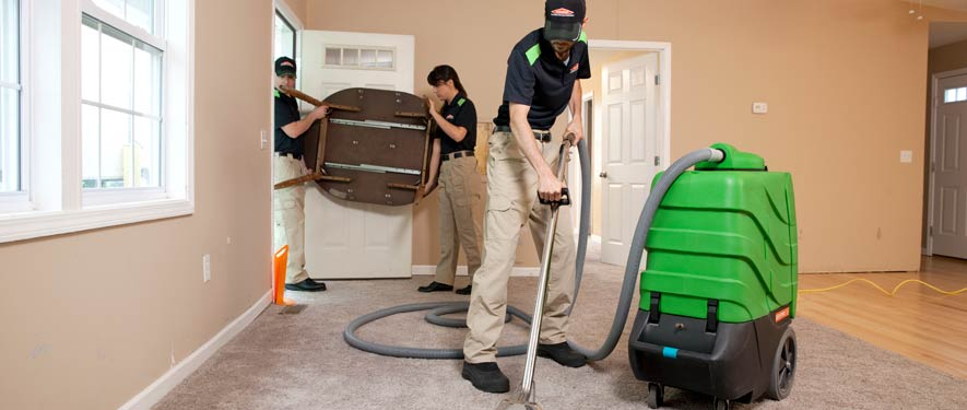 Oklahoma City, OK residential restoration cleaning